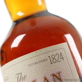 Macallan - 25 Year Old (1971) Anniversary Malt Thumbnail
