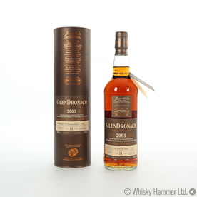 Glendronach - 11 Year Old (2003) Single Cask #5691 (Green Welly Stop) Thumbnail