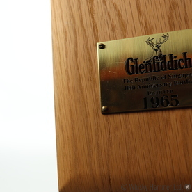 Glenfiddich - 1965 (Private Vintage) 40th Anniversary of the Republic of Singapore Thumbnail