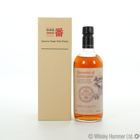 Karuizawa - 16 Year Old (1996) Single Cask #3684 (Memories of Karuizawa) Thumbnail