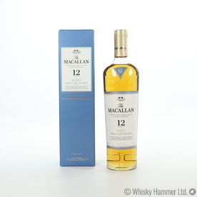 Macallan - 12 Year Old (Fine Oak, Triple Cask) Thumbnail