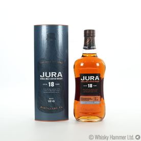 Jura - 18 Year Old (Red Wine Finish) Thumbnail