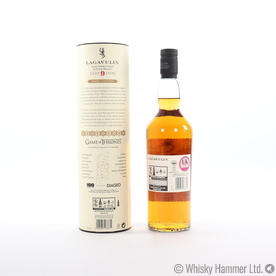 Lagavulin - 9 Year Old (Game of Thrones) House Lannister Thumbnail