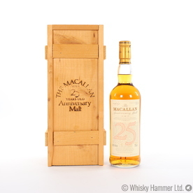 Macallan - 25 Year Old (1965) Anniversary Malt (75cl) Thumbnail