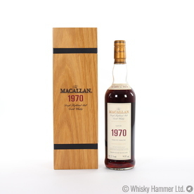 Macallan - 32 Year Old (1970 Fine and Rare) Thumbnail