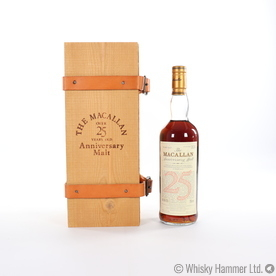 Macallan - 25 Year Old (1969) Anniversary Malt (75cl) Thumbnail