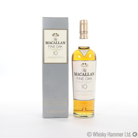 Macallan - 10 Year Old (Fine Oak) Thumbnail