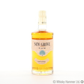 New Grove - Oak Aged Rum Thumbnail