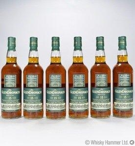 Glendronach - 15 Year Old (Revival) Case (6x bottles)