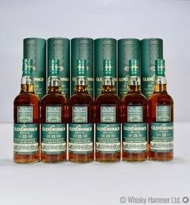 Glendronach - 15 Year Old (Revival) x6 Bottles