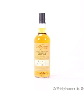 Arran - 18 Year Old (Founders Reserve) Thumbnail