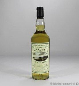 Lagavulin 11 Year Old - Manager's Dram